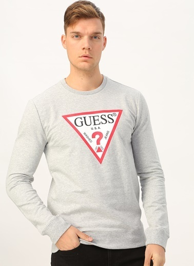 Guess Sweatshirt Gri